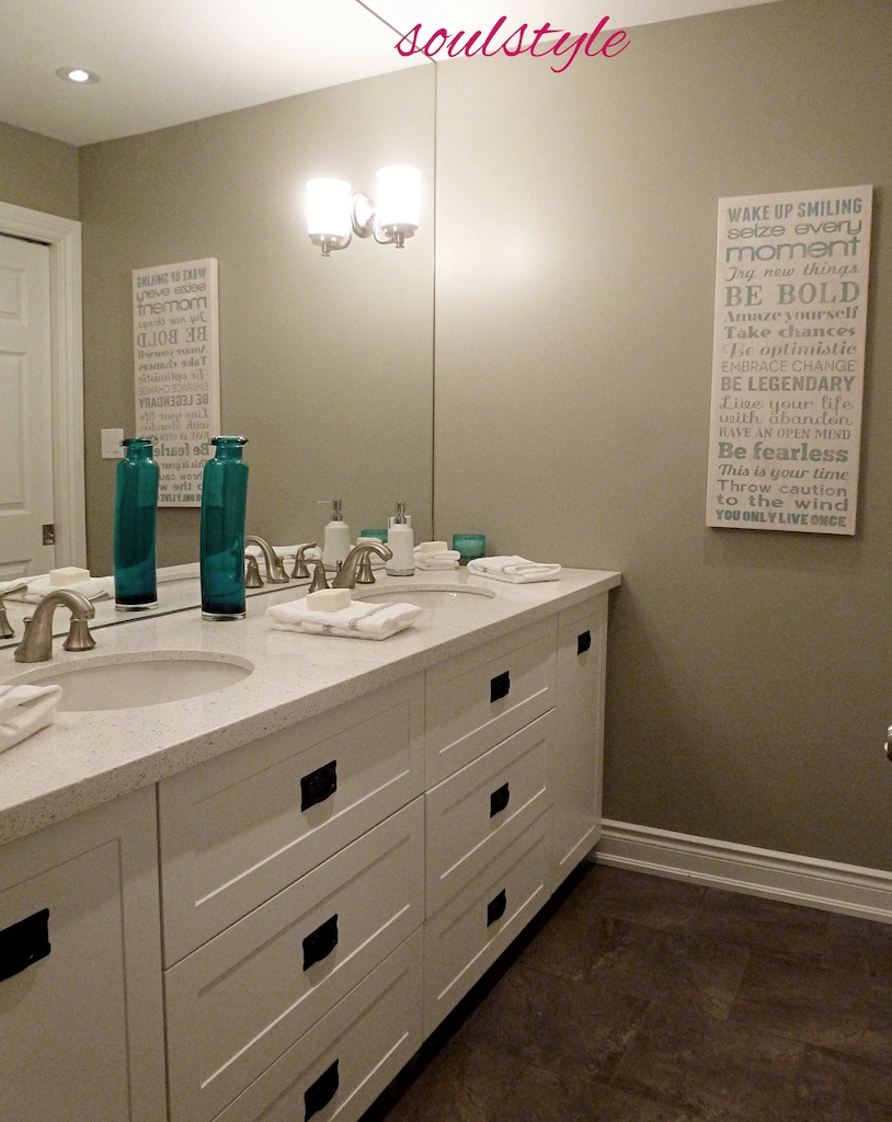 Family Bathroom Vanity