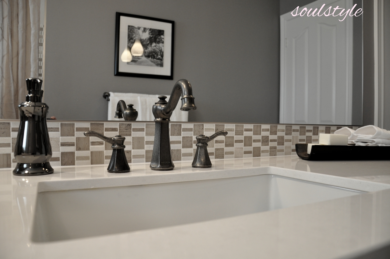 Pewter Faucet