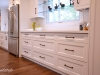 Custom Kitchen Design Lower cabinets Drawer Storage