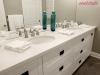 Family Bathroom Double Sinks