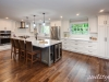Kitchen Renovation Design Build Oversize Island
