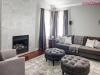 Living Room Custom Furniture Round Ottomans