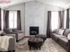 Living Room Design Custom Furniture Fireplace Design