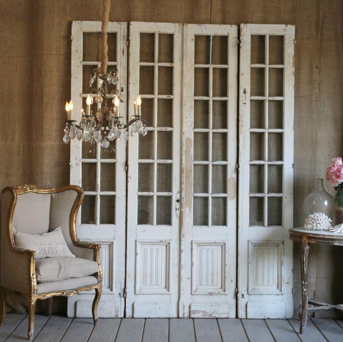 Standing Full Length Mirror Door