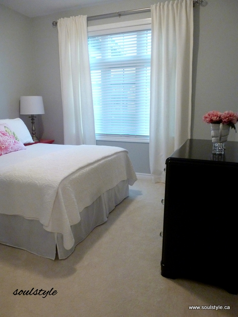 Guest Bedroom Makeover Soulstyle Interiors And Design