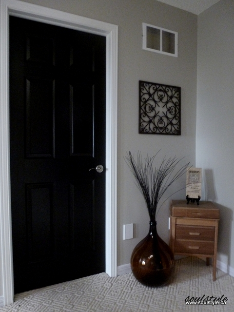 Black Interior Doors Soulstyle Interiors And Design