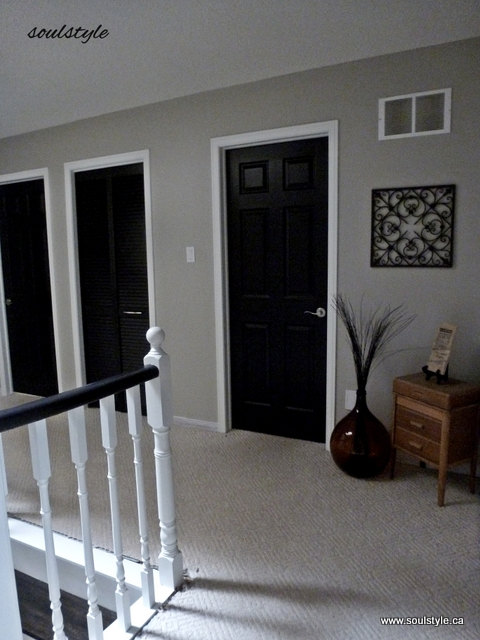 doors beautiful elegant black interior doors of course painting. Black Bedroom Furniture Sets. Home Design Ideas