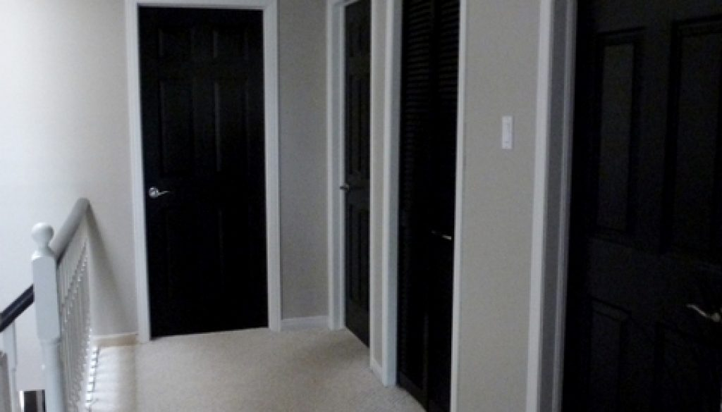 Black Interior Doors Soulstyle Interiors And Design