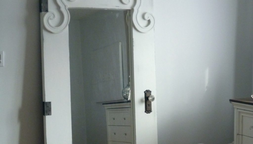 IKEA Mirror Door