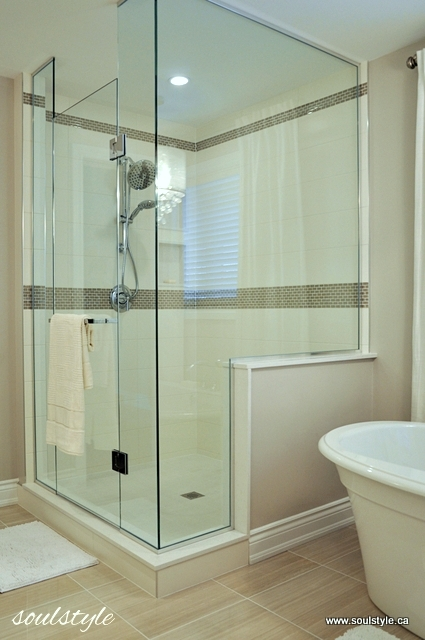A Gorgeous Bathroom Design Amp Renovation Elegant Neutrals