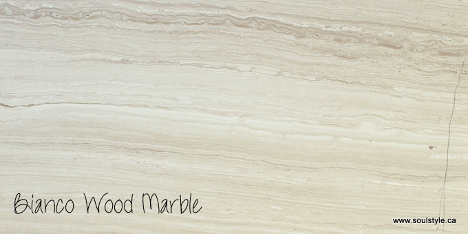 Bianco Wood Marble