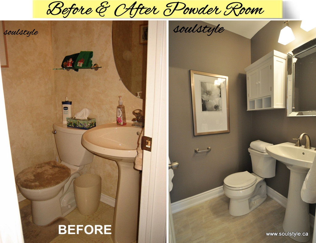 B&A Powder Room