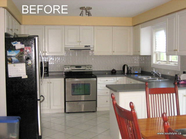 Kitchen Renovation Before 2